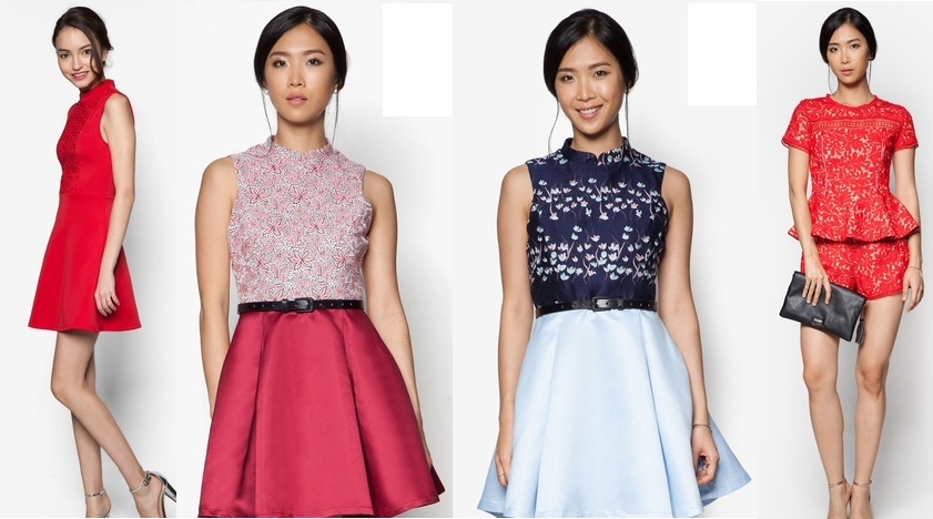 browse through the new cny collections and pick up a specially formulated outfit through zaloras wide selection you can expect apparels in auspicious - Chinese New Year Outfit