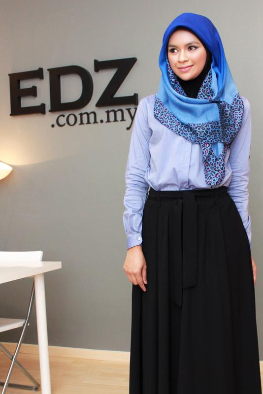 EDZ eightDesigns Malaysia's online shopping muslimah modest modern ...