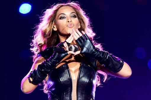 Beyonce illuminati sign