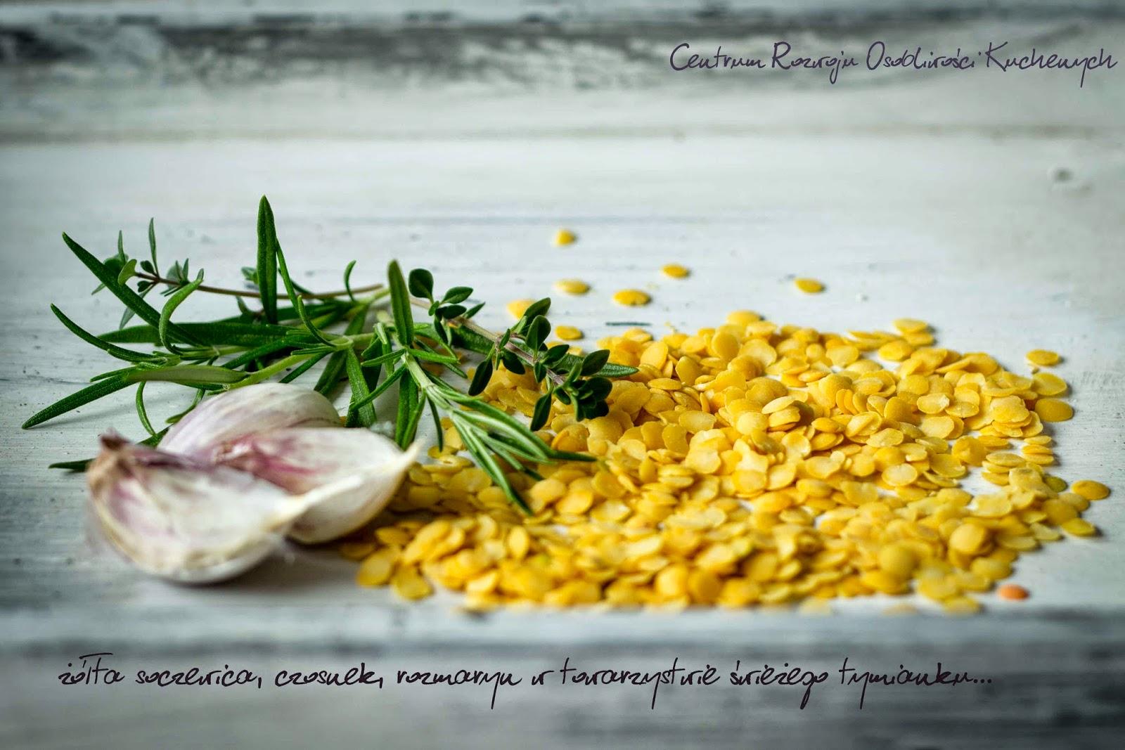 Gulasz z żółtą soczewicą