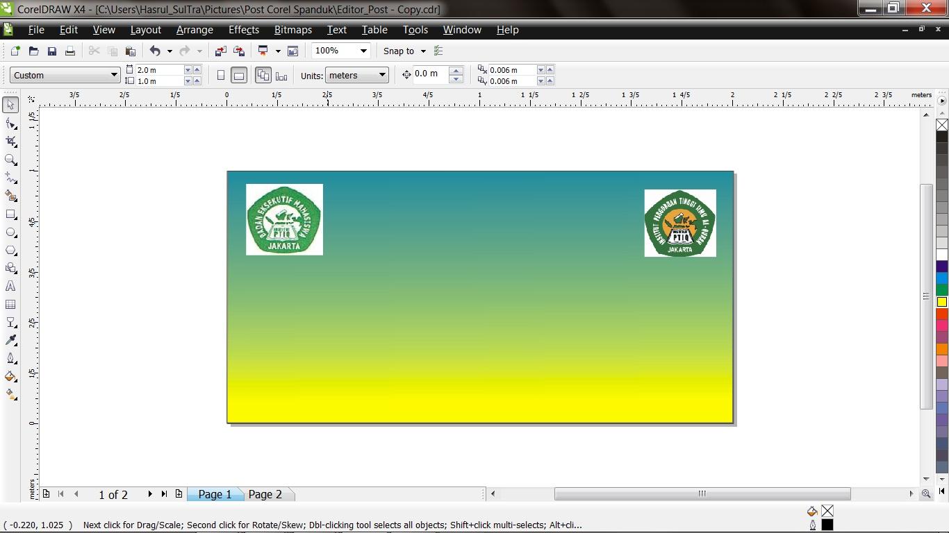Download background spanduk corel / Gene 8 book download