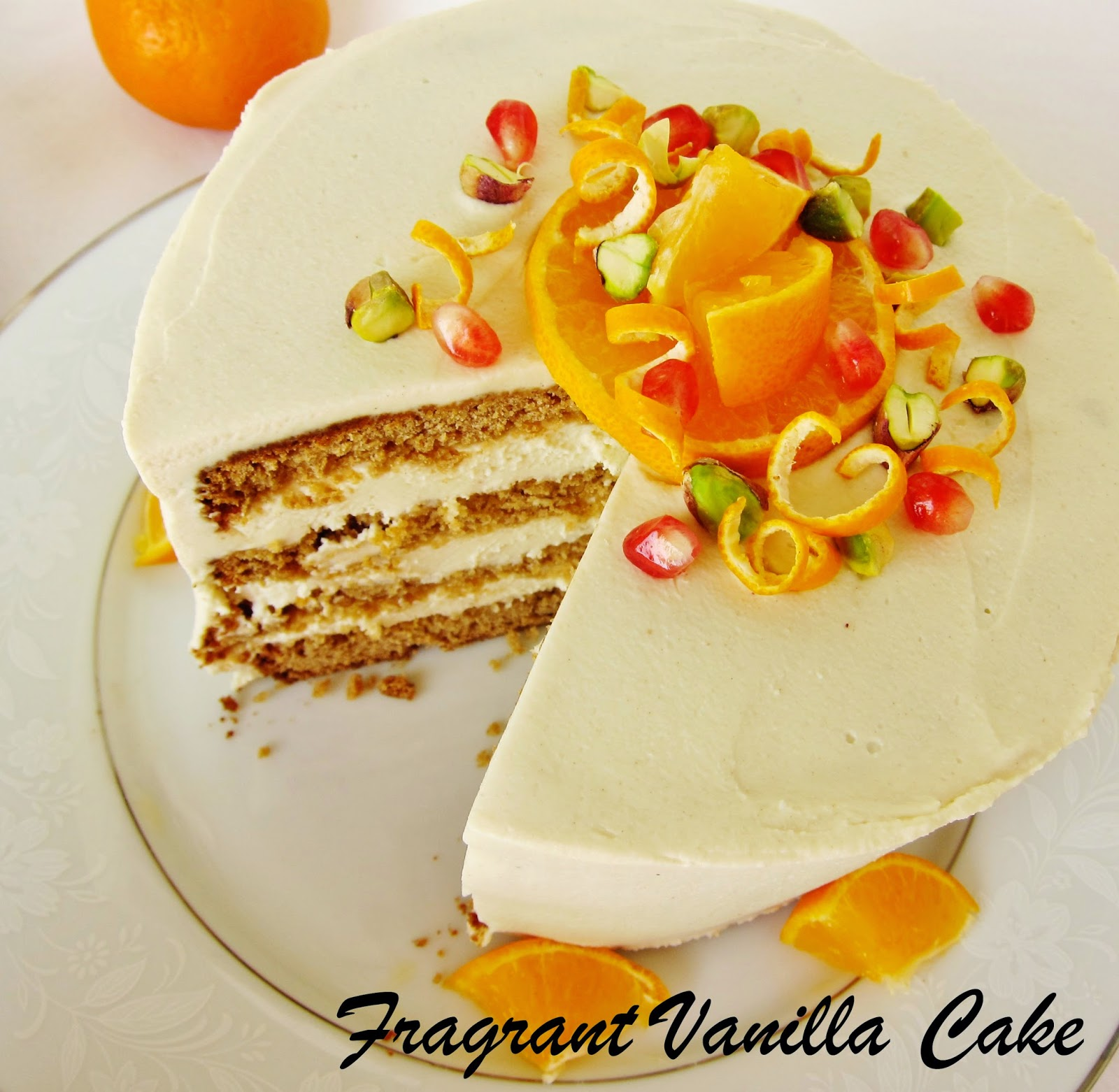 Download image Orange Layer Cake Blossom PC, Android, iPhone and iPad ...
