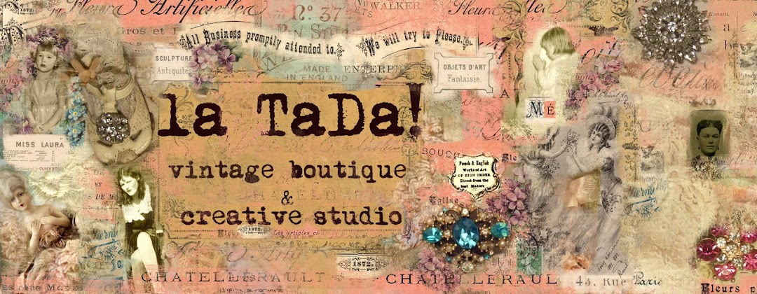 la TaDa! vintage boutique & creative studio