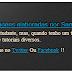 Box Com Informações Sobre o Administrador do Site Para Blogger