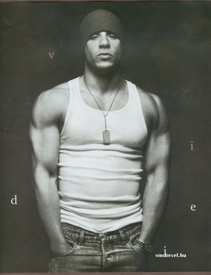 Vin Diesel Workout and Diet Secret