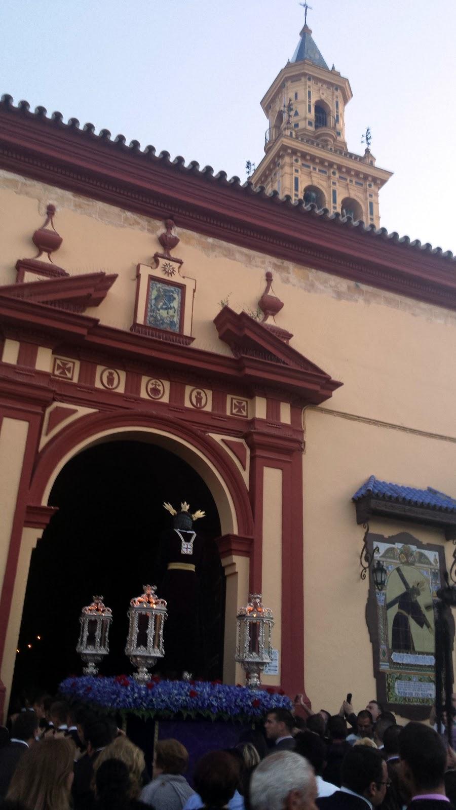 Vía Crucis de Ntro. Padre Jesús Cautivo