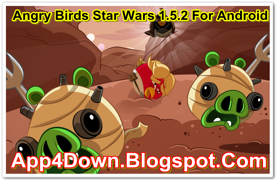 Angry Birds Star Wars - Free Download