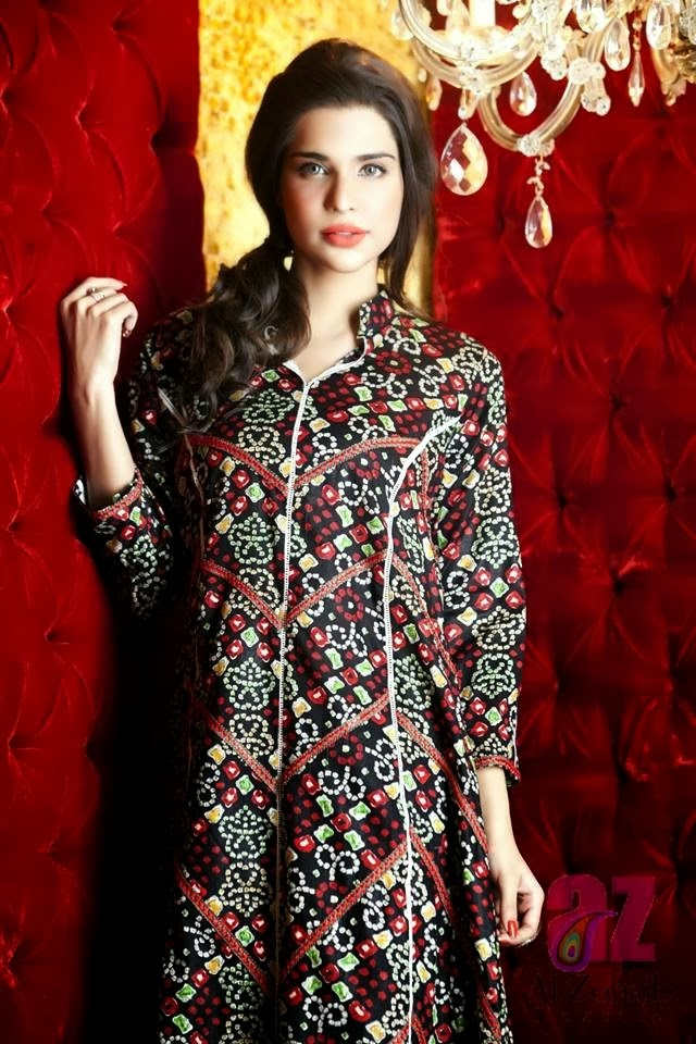 Anum Classic Lawn Summer Collection 2014