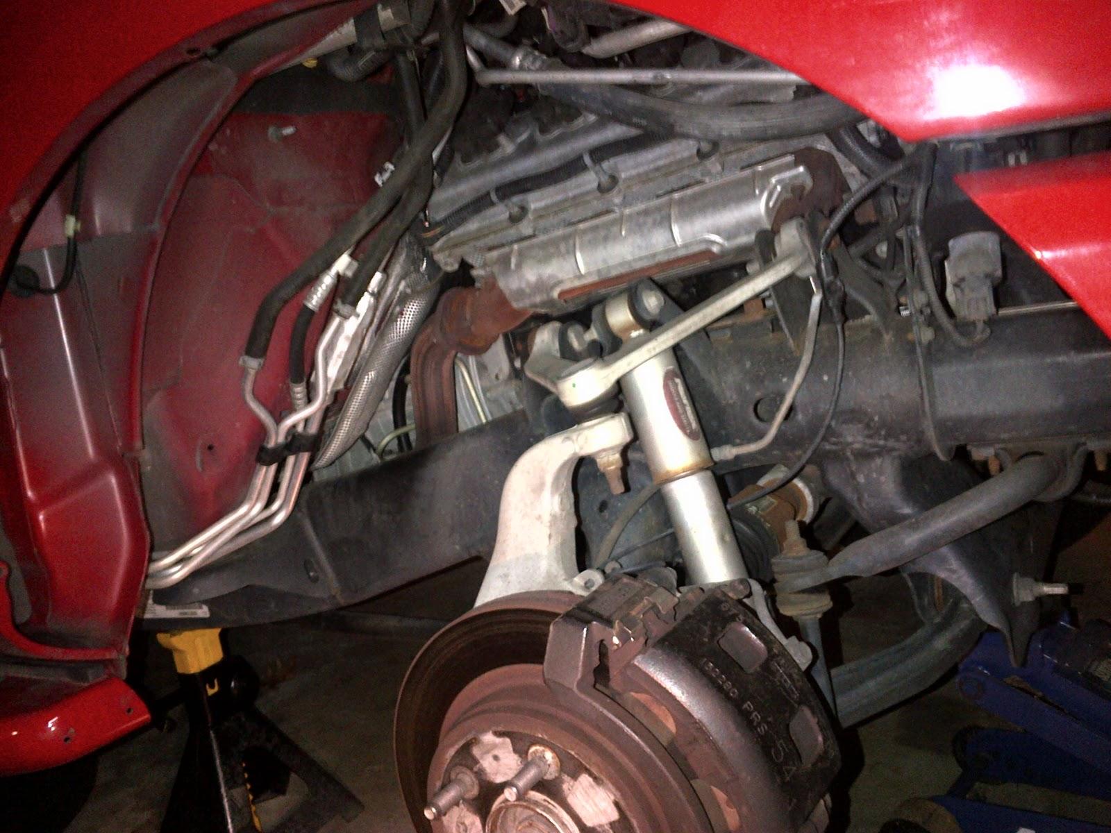 2005 Dodge Stratus >> Changing A/C Evaporatore and Heater Core - 2004 Dodge Durango | Mike's Adventures