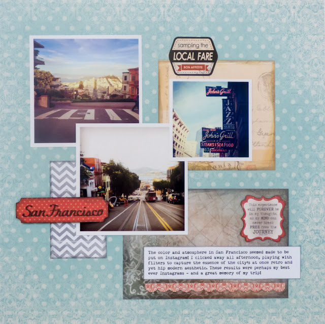 Nancy Nally San Francisco layout
