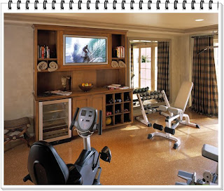 The benefits of a home gym