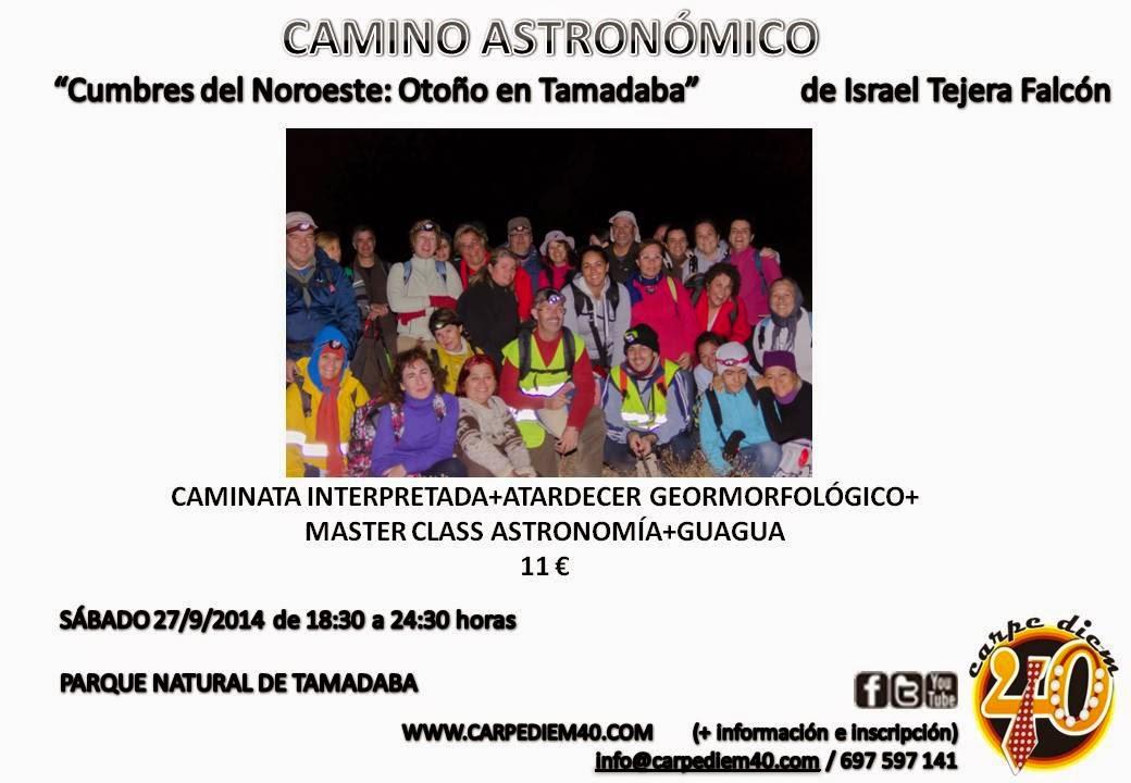OBSERVATORIO ASTRONÓMICO VECINDARIO: septiembre 2014