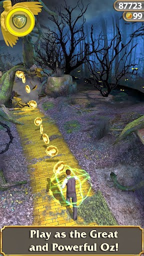 Temple Run Oz Hileli Apk İndir