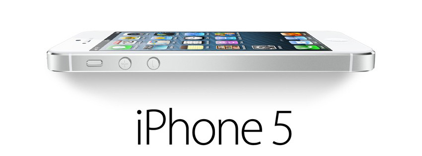 Side View Of Iphone 5