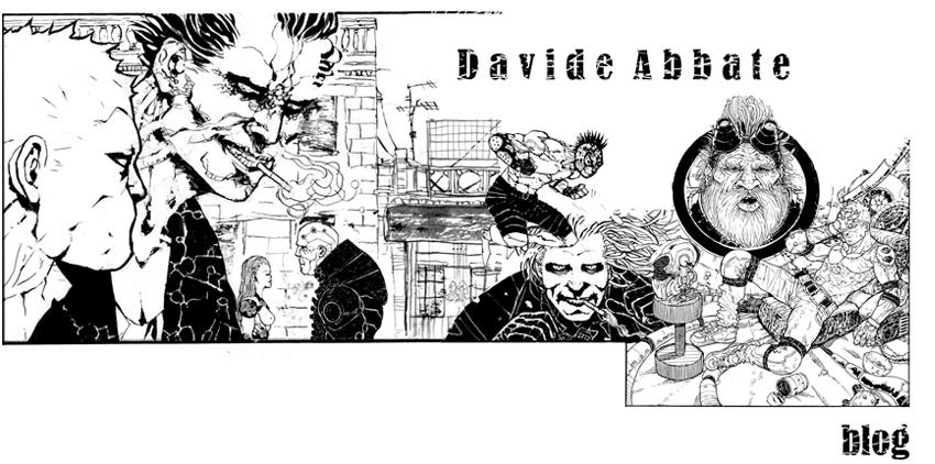 Davide Abbate blog