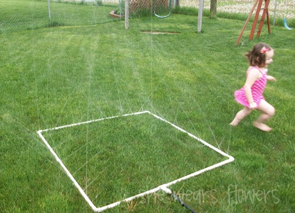 30 PVC Pipe Ideas for Kids with Tutorials & We Love Being Moms!: 30 PVC Pipe Ideas for Kids with Tutorials