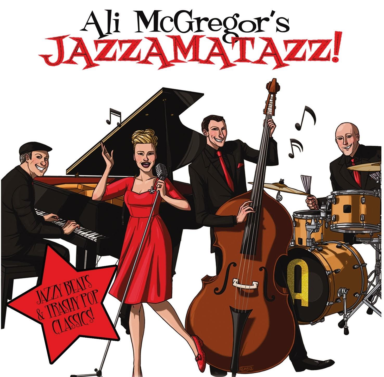 Jazzamatazz! CD&DVD