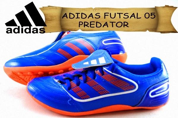 Sepatu Futsal  Sepatu Futsal Adidas Predator 05