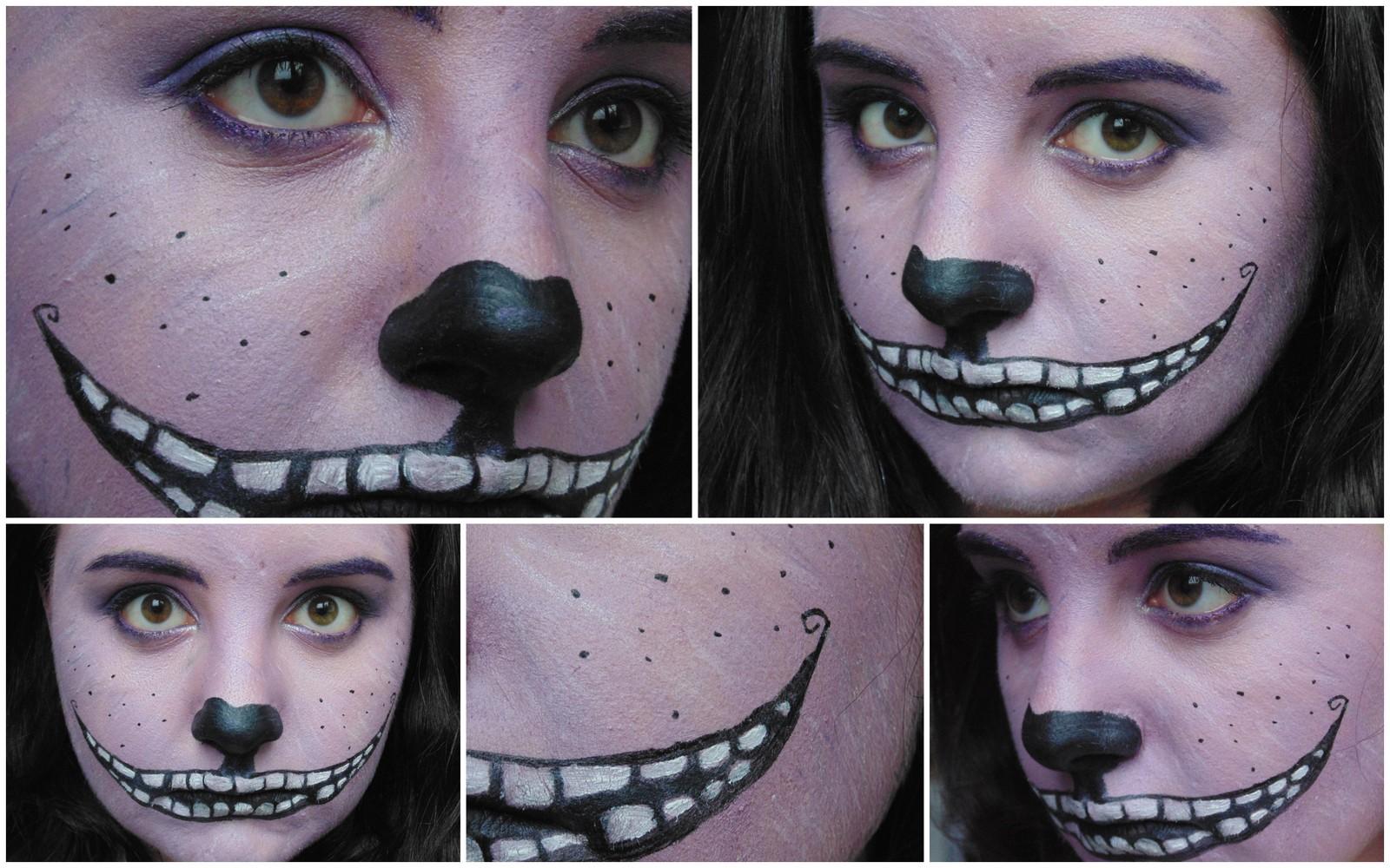 Halloween Tutorial: The Cheshire Cat