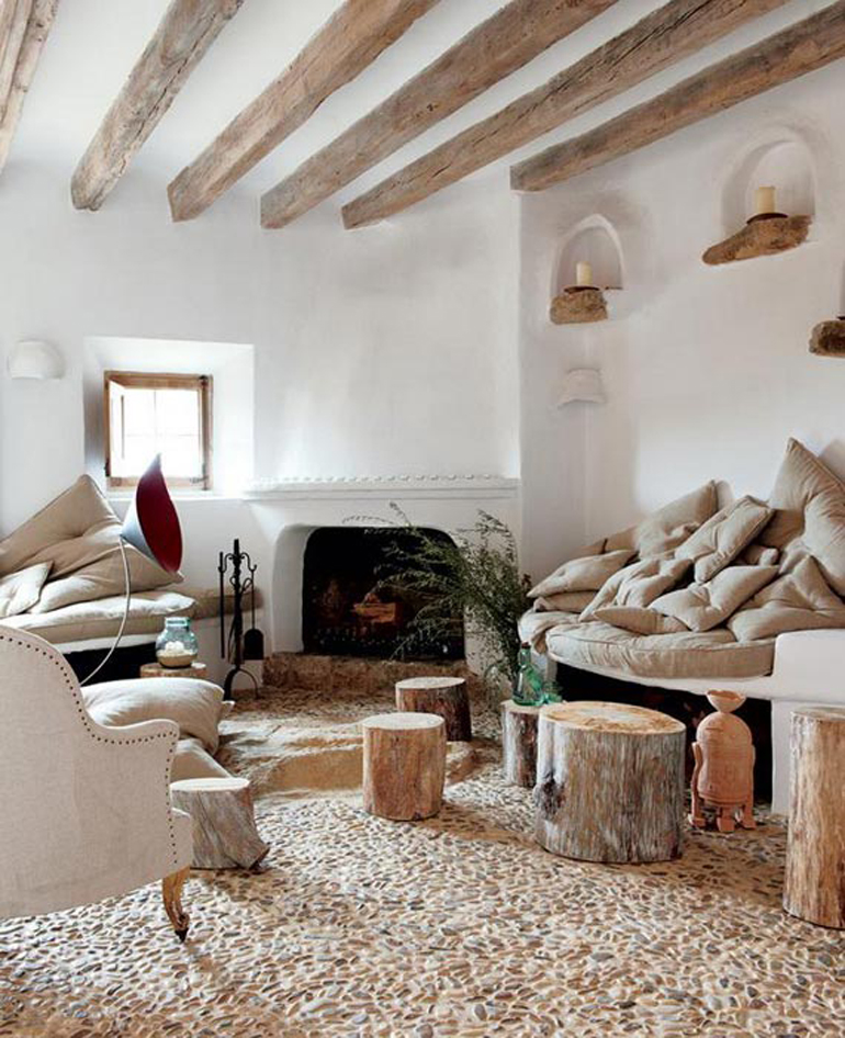 Here Are Few Ideas How To Design Your Holiday Beach House Rustic And More Comfortable