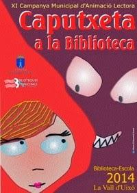XI CAMPANYA D'ANIMACIÓ LECTORA BIBLIOTECA-ESCOLA