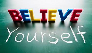 membangun percaya diri