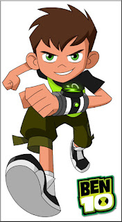 Ben 10 Reboot no Cartoon Network – 2016 JOGO