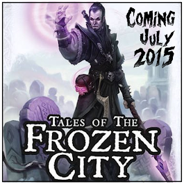 Tales from the Frozen City