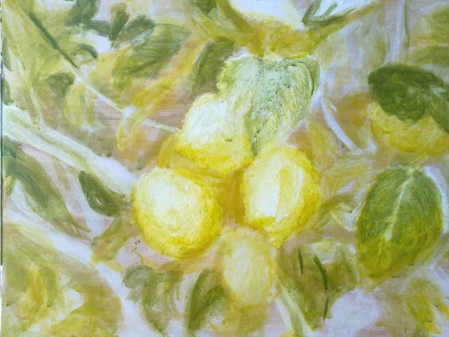 limones primera mancha