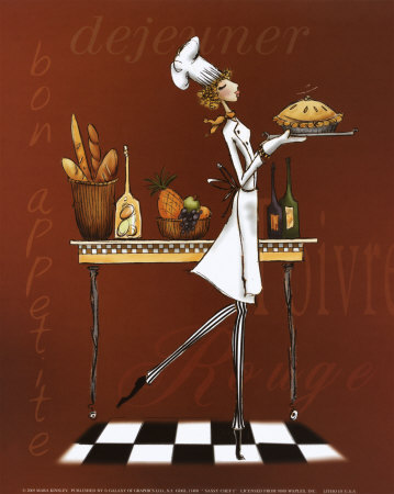 A writer 39 s desk ten delicious memoirs from chefs - Laminas y posters madrid ...