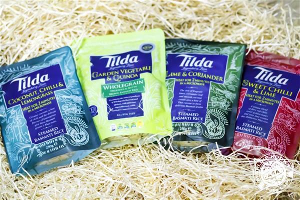 De lekkerste basmati rijst, Tilda rijst