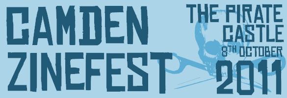 Camden Zinefest 2011