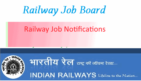 latest railway job notification