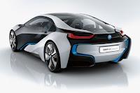 BMWi i8 Concept Wallpaper Exterior 03