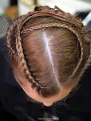 cabello 2014 trenzas