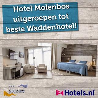 Beste Waddenhotel 2014