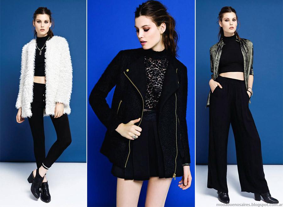 Moda otoño invierno 2015 Koxis ropa de mujer.
