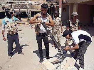 Para pemuda berjihad di Suriah