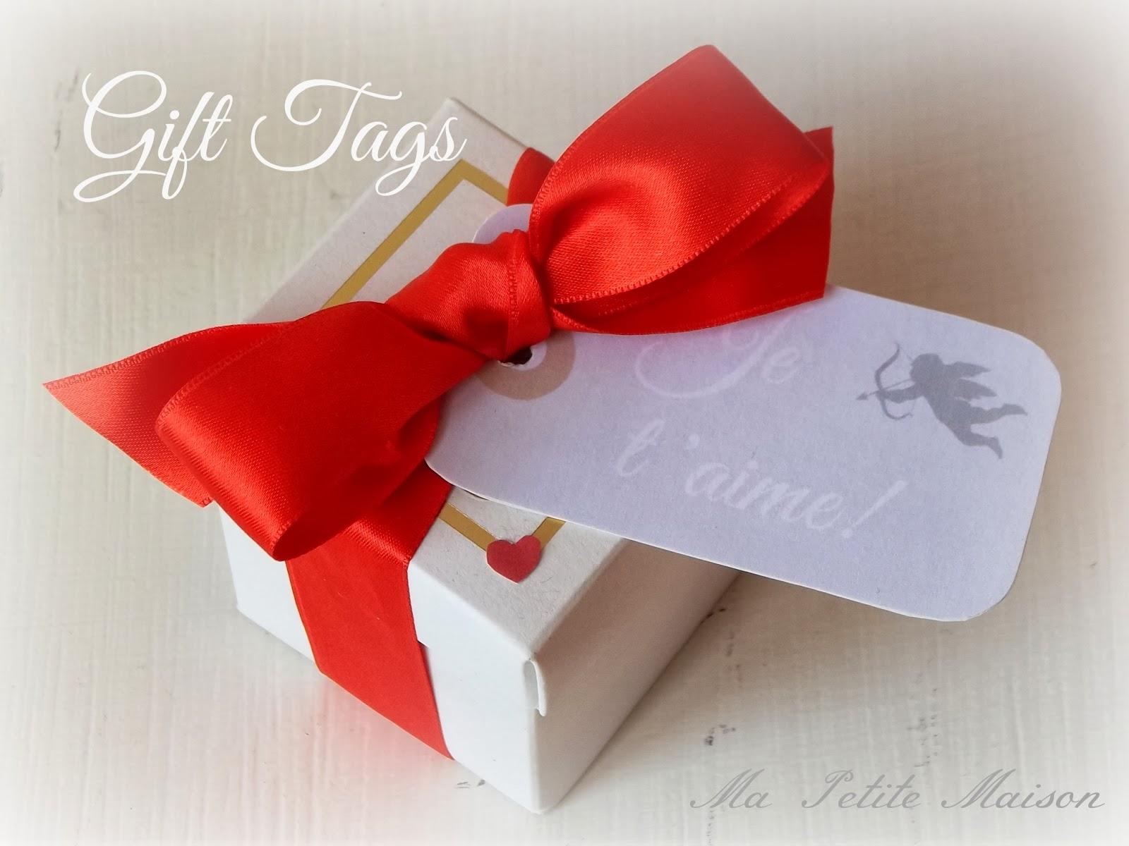 Etichetta regalo