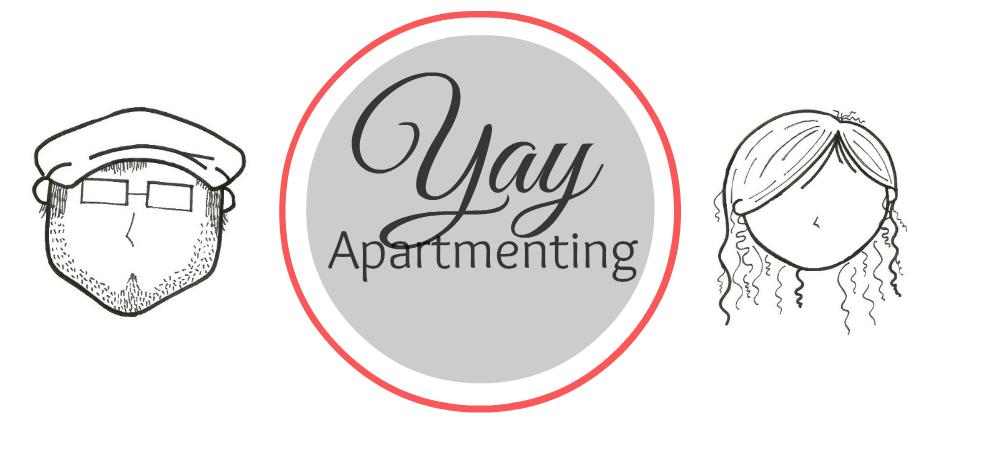 Yay! Apartmenting