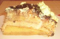 Torta od ananasa i banana