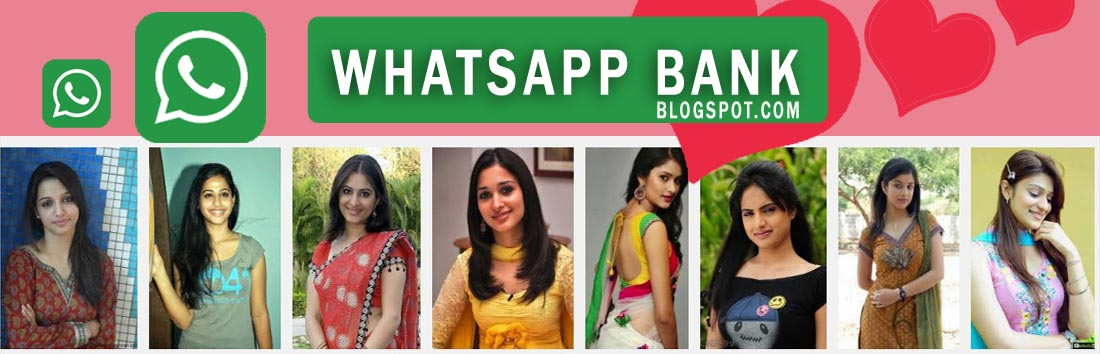 Whatsapp numbers of girls and boys for fun chatting