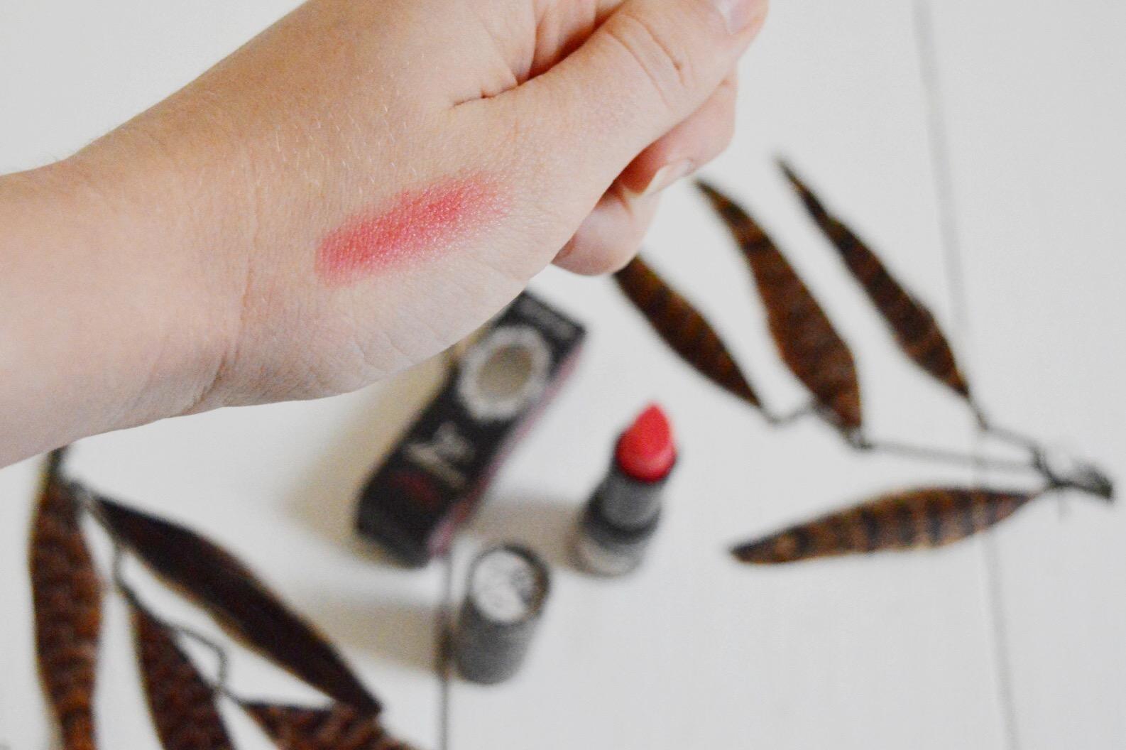 MeMeMe Lip Sheen review, FashionFake, beauty bloggers