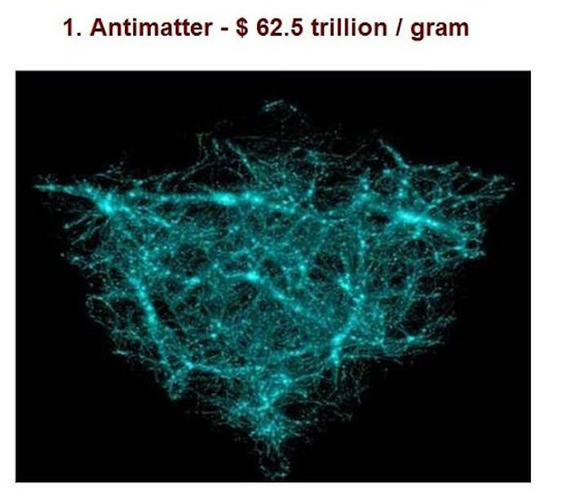 The top 16 most expensive materials on earth, facts, pictures, amazing facts
