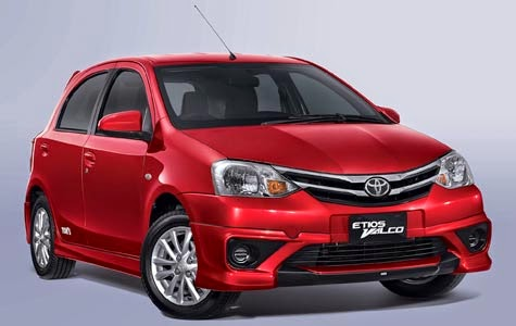 Toyota Indonesia Luncurkan Etios Valco TOMS Berdandan Sporty