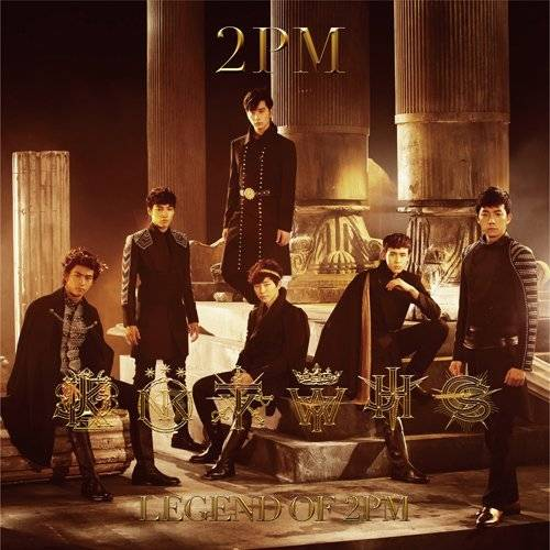 [Album] 2PM – LEGEND OF 2PM [Japanese]