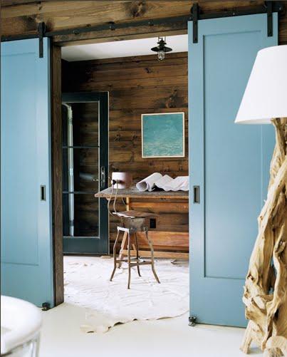 Ldesign modern interior sliding doors for Track doors interior
