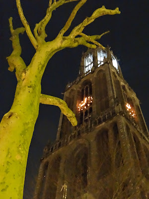 Nine O'Clock at the Dom Tower
