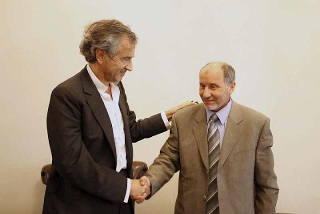 كيف تمكنت الموساد من التواجد في ميدان التحرير وأختراق الثوره الليبيه