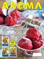 BLOG QASEY HONEY DI MAJALAH AROMA JUN 2016